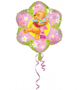 Winnie the Pooh - Friendly Forever Foil - Ø 45 cm