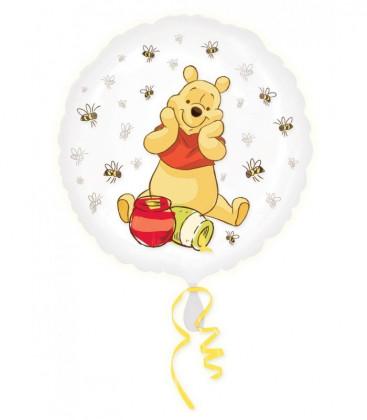 Winnie the Pooh - Pallone TRASPARENTE - Ø 66 cm
