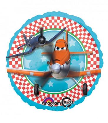Planes - Pallone Foil standard - Ø 42 cm