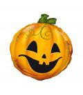 Halloween Zucca Volante Foil - Ø 48 cm
